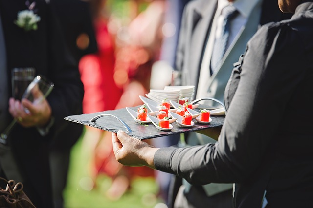 Achieve A Successful Wedding Reception with Cocktail Party Catering in Sydney